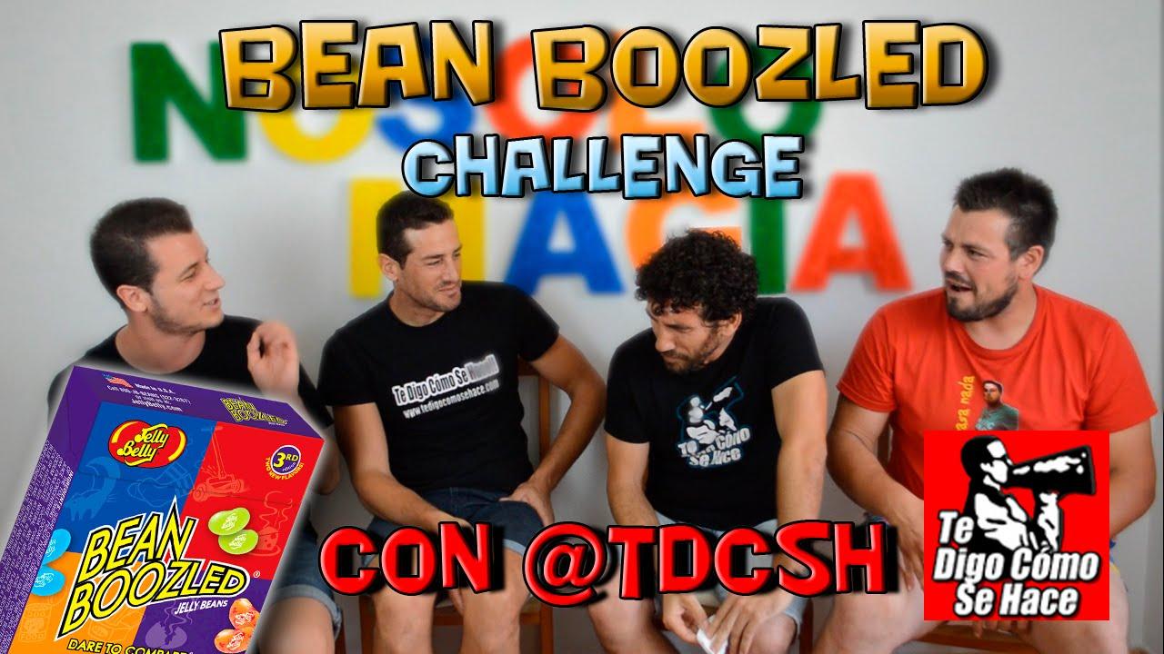 Bean Boozled Challenge o Grageas Asquerosas con @TDCSH