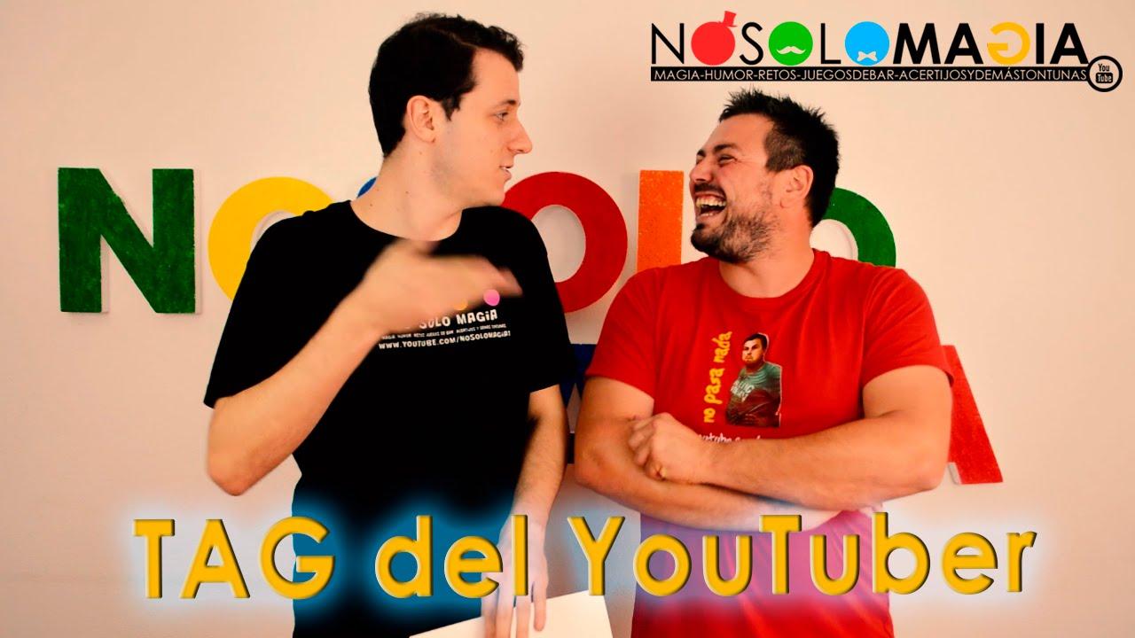 NUESTRO ODIO A EXPCASEROS Y OTROS | TAG Del YouTuber con @ALGOPASAMERY